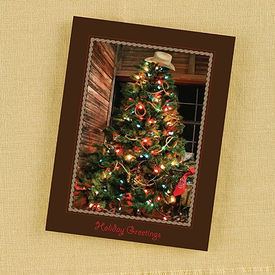 Cowboy Christmas Cards Online - Western Cowboy Greeting Cards